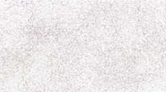 Dense bug worm insect microbe pencil sketch streak lines crayon background. Stock Footage