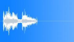 Terrified (Spoken) Sound Effect