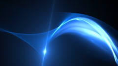 Blue slow motion background d2933 Stock Footage