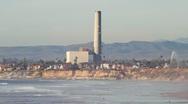 California Power Plant  Stock Footage