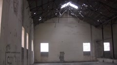 Inside Iraqi Building Stock Footage
