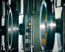 Industrial Machine 2 - stock footage