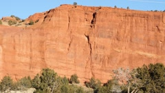 Red Rock 1042 Stock Footage