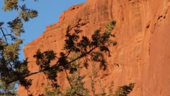 Red Rock 0993 Stock Footage