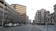Downtown Albuquerque 0821 Stock Footage