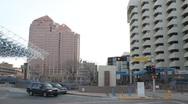 Downtown Albuquerque 0822 Stock Footage