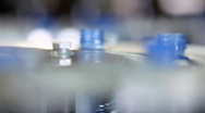 Stock Video Footage of Water factory