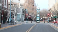 Stock Video Footage of Downtown Albuquerque 0872