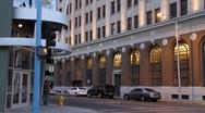 Downtown Albuquerque 0881 Stock Footage