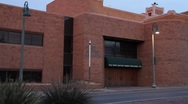 Downtown Albuquerque 0883 Stock Footage