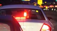 Highway Traffic Jam 0885 Stock Footage