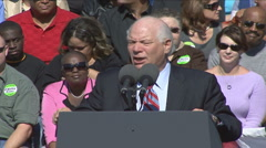 Senator Ben Cardin: Sound-bite C - stock footage