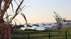 SOLAR ENERGY 2 Stock Footage