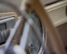 Saloon Car  Stock Footage