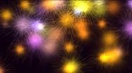 Shine stars Stock Footage