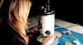making wax form HD Footage