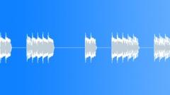 A Minor Deep Sub Bass Line 126 BPM - stock music