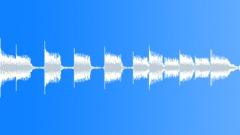 D Major Acoustic Guitar Metal Loop Part Three 120 BPM - stock music