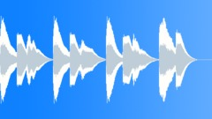 E Major Childrens Box Walking Bass Loop 117 BPM Stock Music