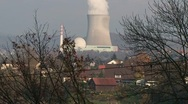 Stock Video Footage of Leibstadt Nuclear Power Plant 26
