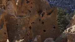 Bandelier National Park  2006 Stock Footage