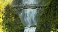 Multnomah 60p Stock Footage