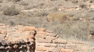 Stock Video Footage of Bandelier National Park  1971
