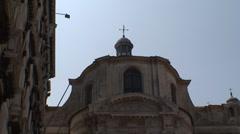 Chiesa di San Geremia Stock Footage