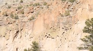 Stock Video Footage of Bandelier National Park  1952