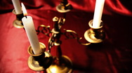 Stock Video Footage of Candles 08