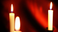 Stock Video Footage of Candles 11
