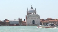Stock Video Footage of Redentore in Venice