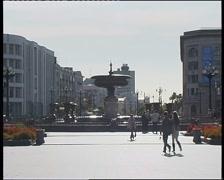 Center of Khabarovsk Stock Footage