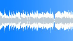 Stock Music of E Minor Muted Rock Guitar Pattern 130 BPM