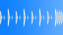 Funky House Drum Pattern 125 BPM Stock Music