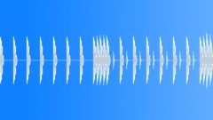 Funky House Drum Intro Pattern 125 BPM Stock Music