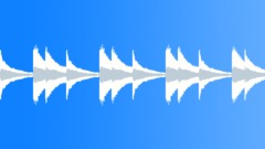 G Major Pop Piano Pattern 118 BPM Stock Music