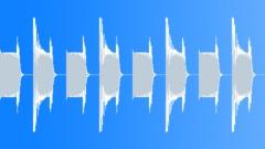 Thumping Techno Drum Pattern 150 BPM Stock Music