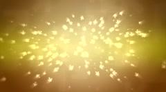 JHD - eMD - Arrowspin - orange Stock Footage