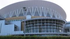 Puerto Rico Coliseum - Choliseo 2 HD Stock Footage