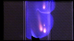 Gas Heater Ignition HD Stock Footage