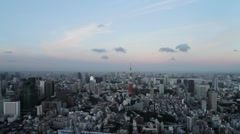Tokyo Roppongi Hills Tower 007 - stock footage
