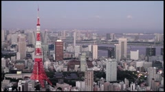 Tokyo Roppongi Hills Tower 010 - stock footage