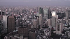 Tokyo Roppongi Hills Tower 012 - stock footage
