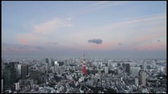 Tokyo Roppongi Hills Tower 018 - stock footage