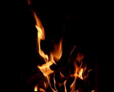 Real Slow Fire 2 PAL Stock Footage