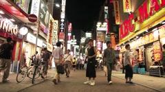 Tokyo Shibuya 014 Stock Footage