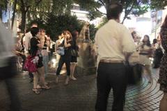 Tokyo Shibuya 020 Stock Footage