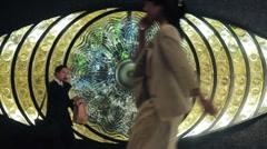 Tokyo Shinjuku 004 Stock Footage