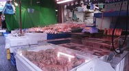 Stock Video Footage of Tokyo Fish Market 003